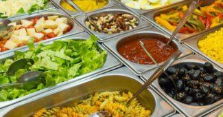 refeições coletivas